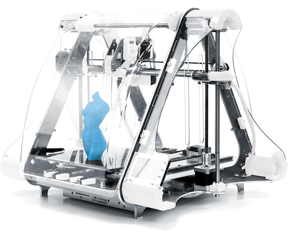 اسکن و پرینت سه بعدی