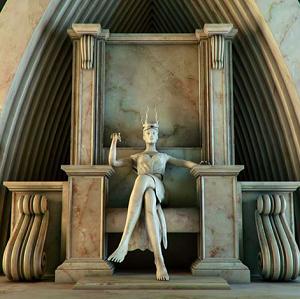 مجسمه نماهای کلاسیک