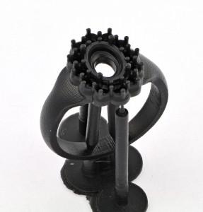 پرینت سه بعدی نمونه 1