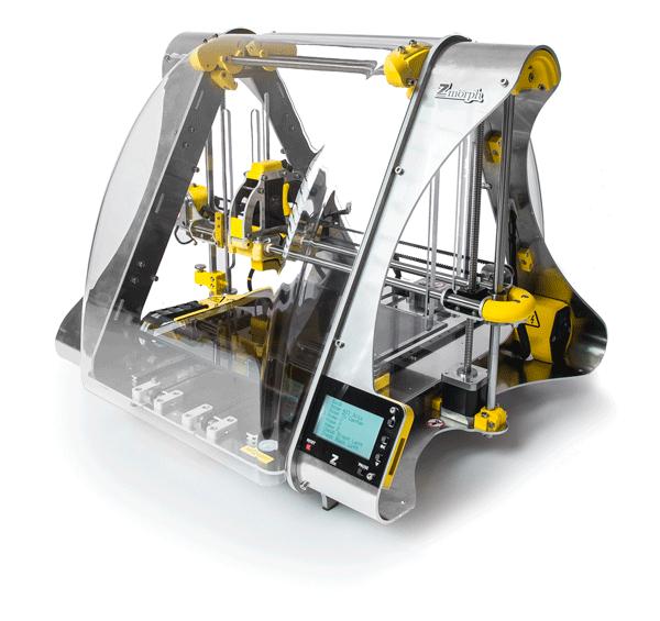 فروش پرینتر سه بعدی Zmorph