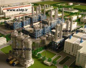 ساخت ماکت صنعتی