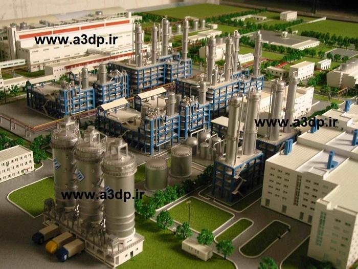 ماکت صنعتی و اجرایی