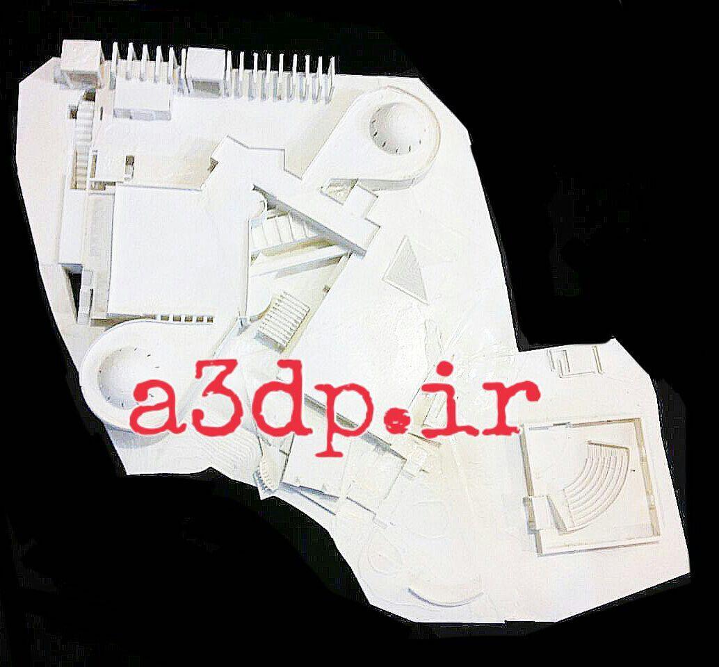 ماکت معماری دانشجویی