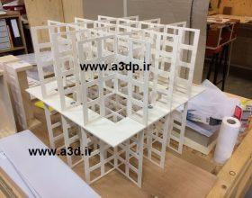 ساخت نمادین سازه پروژه مسکونی