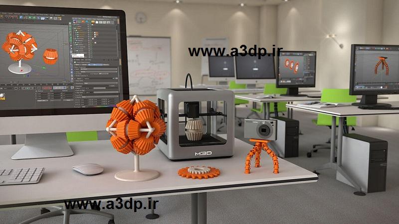 کاربرد پرینترهای سه بعدی