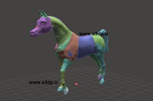 مدل طراحی سه بعدی