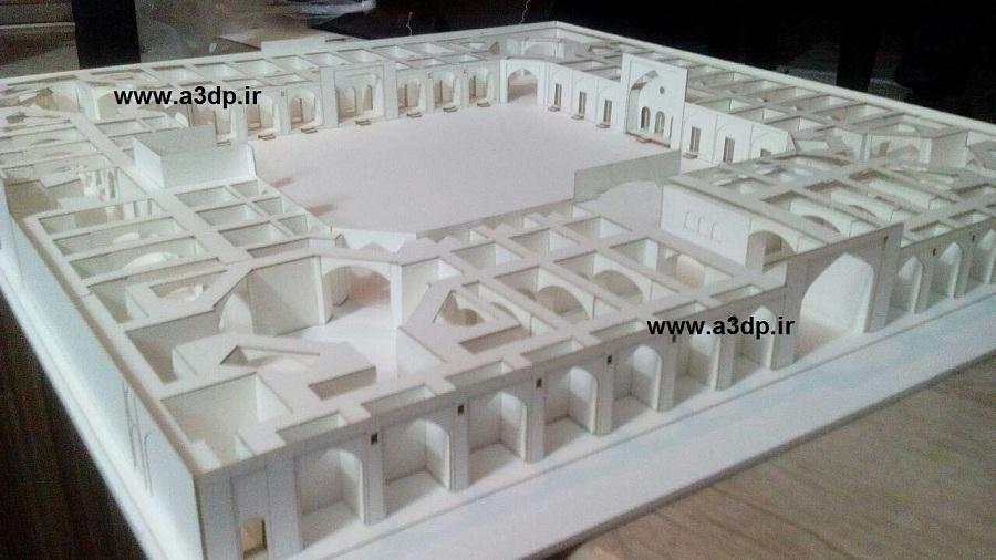ساخت ماکت بناهای تاریخی