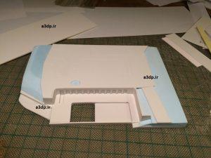 ساخت مدل سه بعدی