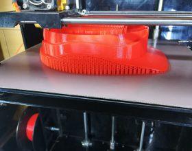 پرینت سه بعدی با دقت 100 میکرون
