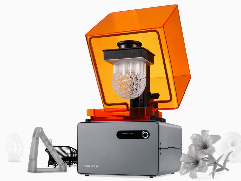 فروش پرینتر سه بعدی Formlab 1